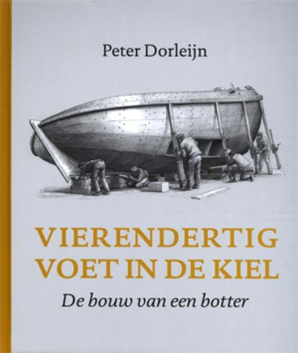 De Bouwgeschiedenis Van De Botter Stichting Stamboek Ronde En