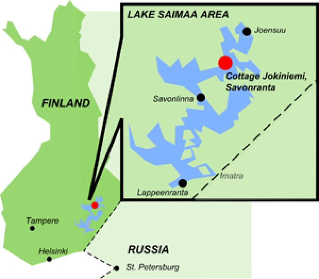 A Visit To The Saimaa With The Lemsteraak T Gauwe Haentje In