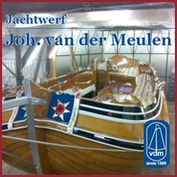 Jachtwerf Joh. van der Meulen - Sneek