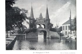 WK1928 Waterpoort Sneek