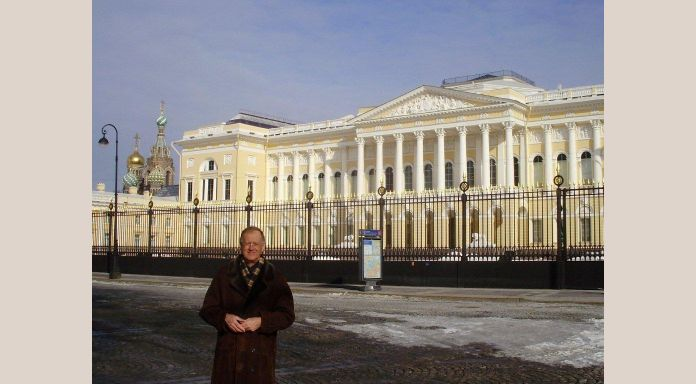 Also the cultural aspects are included: The Russian Museum