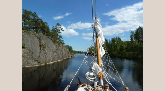 The spectacular NW skärgárd of Ladoga